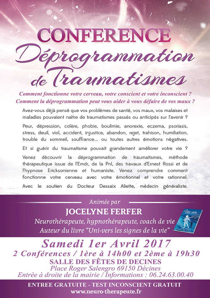 afficheconference
